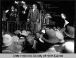 Theodore Roosevelt in Bismarck, N.D.